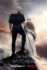 The Witcher (Netflix) Movie Poster