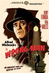 The Wrong Man Movie Poster