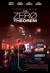The Zero Theorem Large Poster