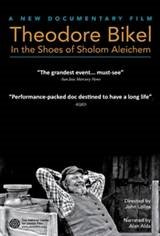 Theodore Bikel: In the Shoes of Sholom Aleichem Movie Poster