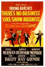 There's No Business Like Show Business Movie Poster