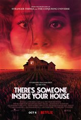 There's Someone Inside Your House (Netflix) Movie Poster
