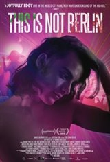 This is Not Berlin Movie Poster