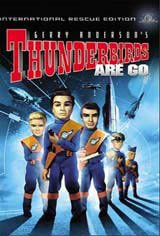 Thunderbirds are Go Movie Poster