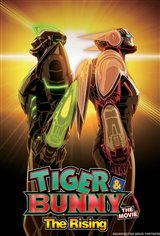 Tiger & Bunny The Movie: The Rising  Movie Poster