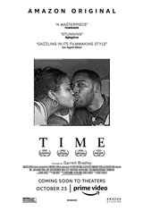 Time (Amazon Prime Video) Movie Poster
