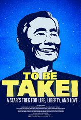 To Be Takei Movie Poster