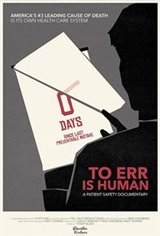 To Err Is Human: A Patient Safety Documentary Movie Poster
