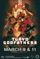 Tokyo Godfathers (2020 Restoration) Movie Poster