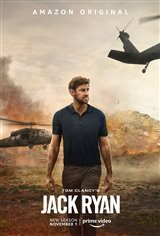 Tom Clancy's Jack Ryan (Amazon Prime Video) Movie Poster