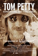 Tom Petty, Somewhere You Feel Free: The Making of Wildflowers Movie Poster