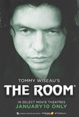 Tommy Wiseau's The Room Movie Poster