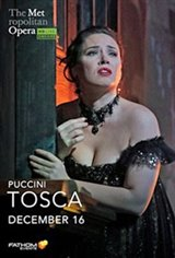 Tosca: 2020 Met Opera Encore Movie Poster