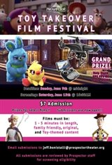 Toy Takeover Film Festival Large Poster