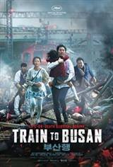 Train To Busan (Bu-San-Haeng) Movie Poster