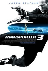 Transporter 3 Movie Poster