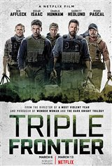 Triple Frontier (Netflix) Movie Poster