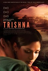 Trishna Movie Poster