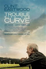 Trouble with the Curve Large Poster