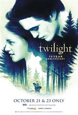 Twilight 10th Anniversary Movie Poster
