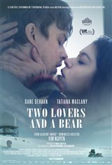 Two Lovers and a Bear Movie Poster