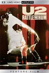 U2: Rattle & Hum Movie Poster