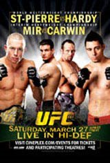 UFC 111: St-Pierre vs. Hardy Movie Poster