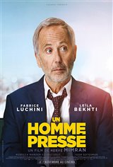 Un homme pressé Movie Poster