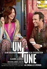 Un plus une Movie Poster