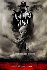 Unfinished plan: The path of Alain Johannes Large Poster