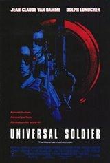 Universal Soldier Movie Poster