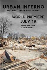 Urban Inferno: The Night Santa Rosa Burned Movie Poster