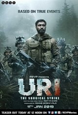 Uri: The Surgical Strike Movie Poster