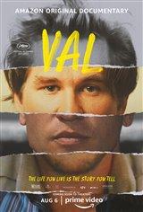 Val (Amazon Prime Video) Movie Poster