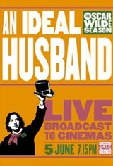 Vaudeville Theatre: An Ideal Husband Movie Poster