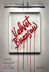 Velvet Buzzsaw (Netflix) Movie Poster