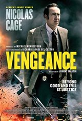 Vengeance: A Love Story Large Poster