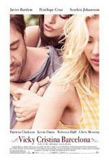 Vicky Cristina Barcelona Movie Poster
