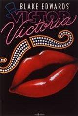Victor/Victoria Movie Poster