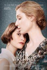 Vita and Virginia Large Poster