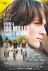 Vivre à 100 milles à l'heure Movie Poster