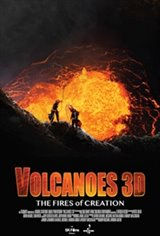 Volcanoes: Fires of Creation 3D Movie Poster