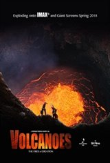 Volcanoes: The Fires of Creation Movie Poster