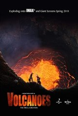 Volcanoes: The Fires of Creation IMAX Movie Poster