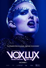 Vox Lux Movie Poster Movie Poster