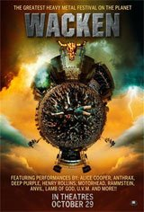 Wacken 3D: Louder Than Hell Movie Poster