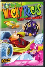 Wacky Races: Start Your Engines! Season 1 Volume 1 Large Poster