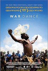 War Dance Movie Poster