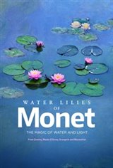Water Lilies by Monet - The Magic of Water and Light Movie Poster