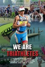 We Are Triathletes Large Poster